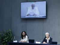 Pope asks all Catholics to step up commitment to saving creation