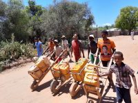 Southern Madagascar drought leads to starvation; pandemic complicates aid