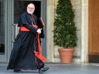 BRIEF: UPDATE: Citing 'systemic failures' in handling abuse, cardinal offers resignation