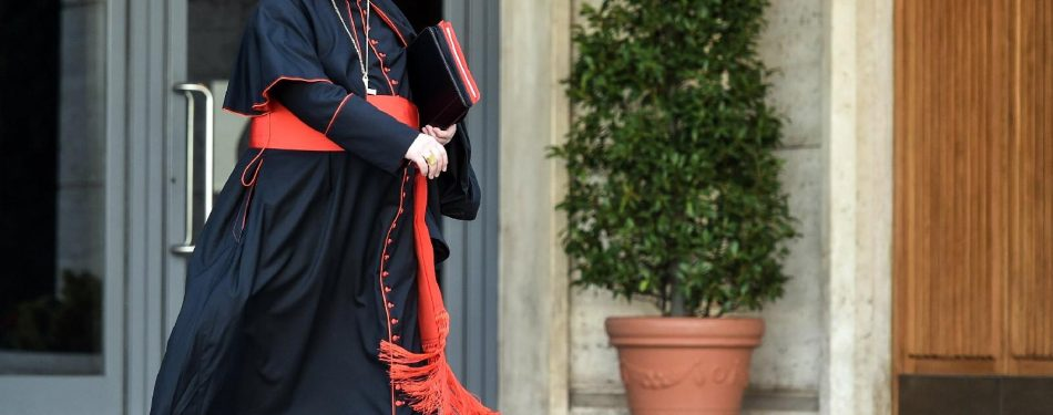 UPDATE: Citing 'systemic failures' in handling abuse, cardinal offers resignation