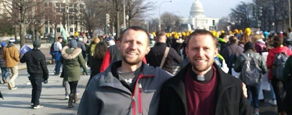Twin seminarians following one after the other into the priesthood
