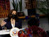 Harris' Central America agenda features longtime concerns for the church