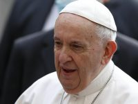 UPDATE: Pope out of bed, walking after surgery at Rome hospital