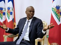 Haitian church 'stunned' by president's assassination, says bishop