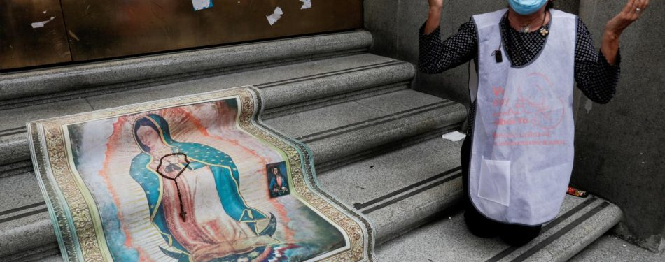 UPDATE: To church's dismay, Veracruz state approves bill decriminalizing abortion