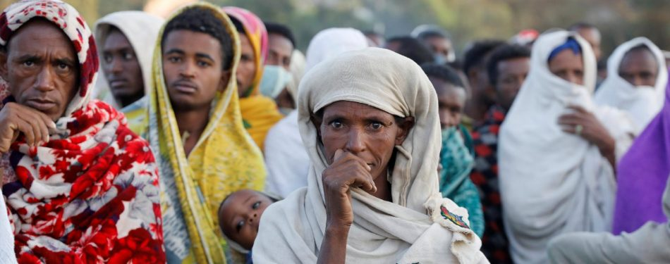 Ethiopian bishops say it is not too late to stop the war in Tigray