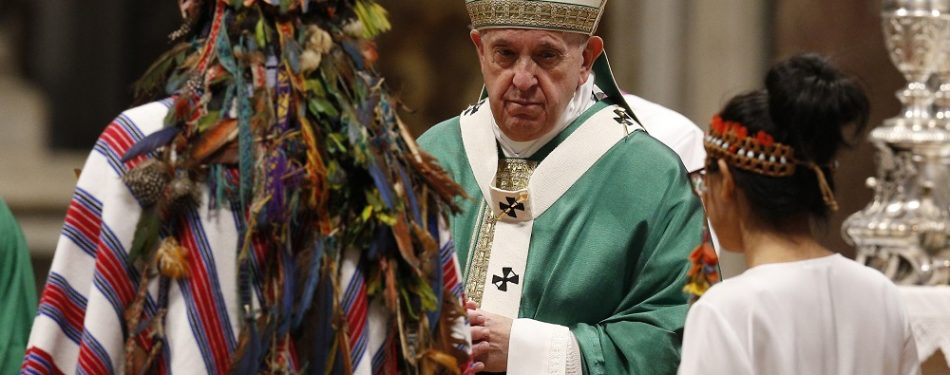 Cardinal calls for action on implementing Amazon synod