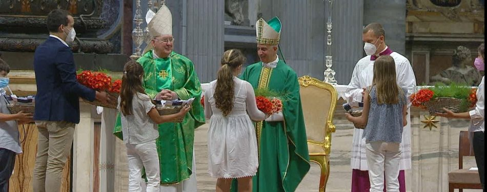 Elderly are to be valued, not discarded, pope says
