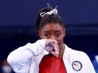 Catholics see challenging balance in Simone Biles' decisions at Olympics