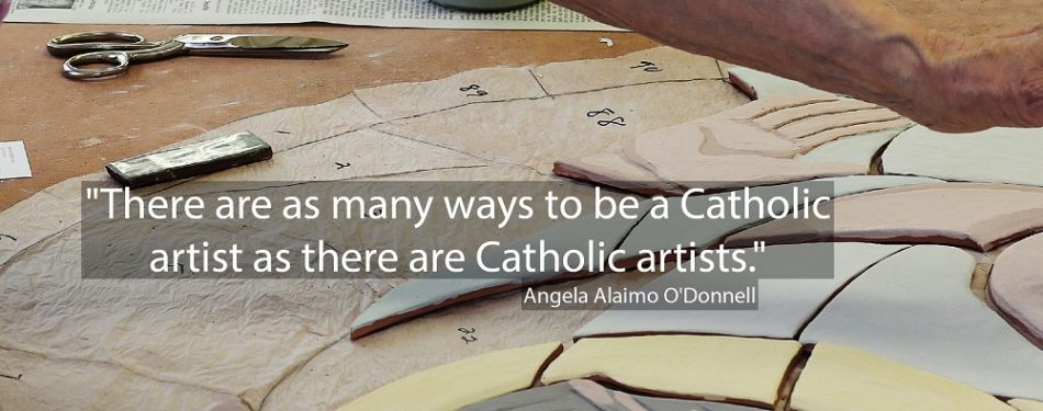 Love on pilgrimage: The poetry of Angela Alaimo O'Donnell